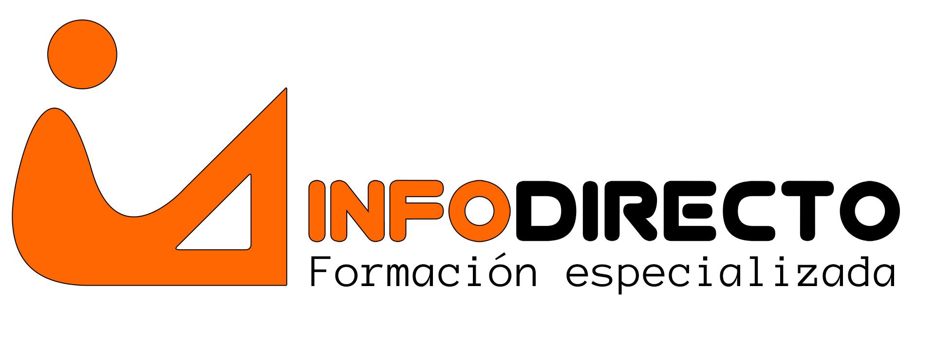 INFODIRECTO Formación. Logotipo